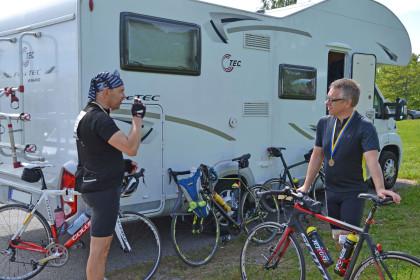 Bike holiday vacaciones en Suecia cultura escandinava Familia Amigos viajar autocaravana Vacaciones en bicicleta
