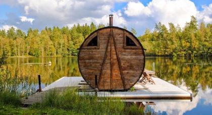 Nature Natur Bastu Sauna