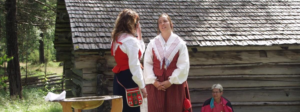 West Coast Culture in Dalarna