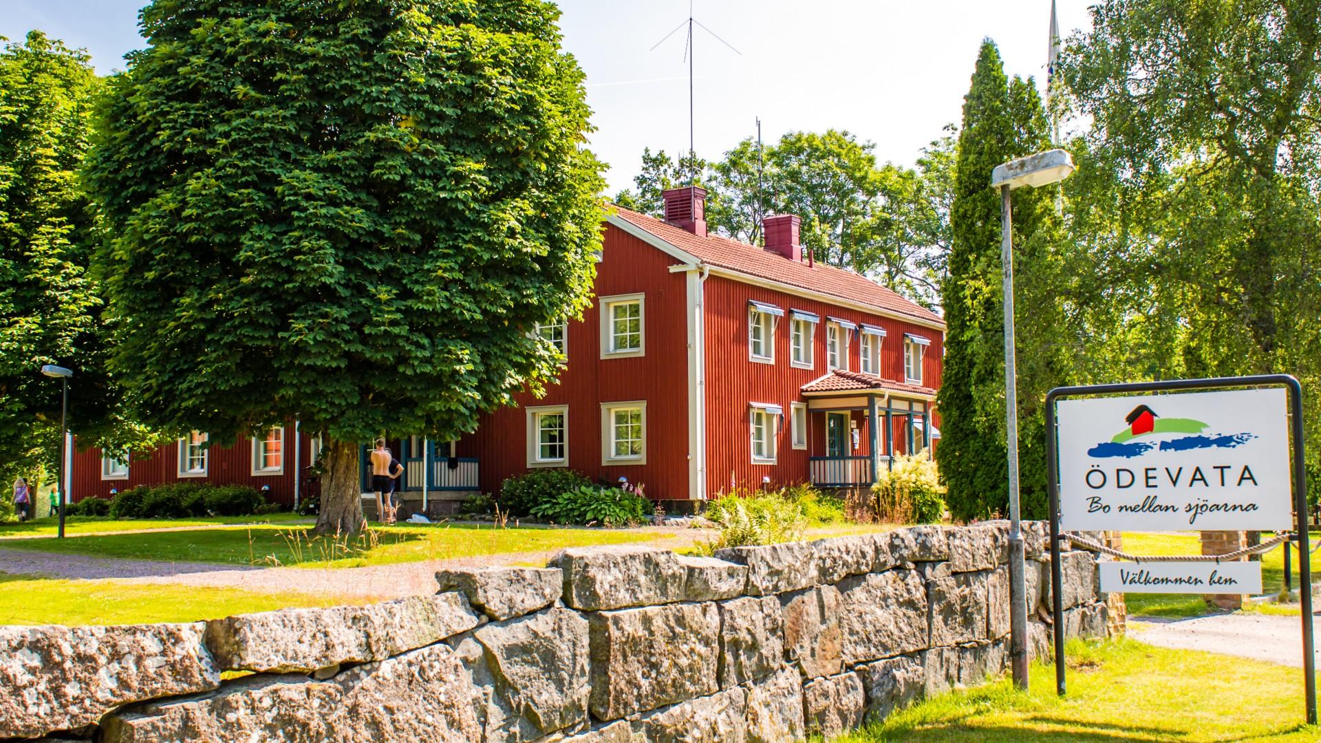 Green eco resort and village
