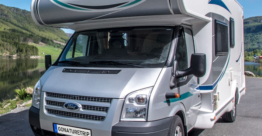 Rent motorhome from Daylight