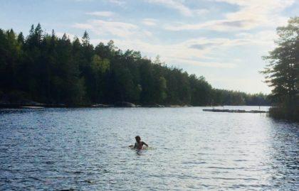 Campsites Stockholm archipelago