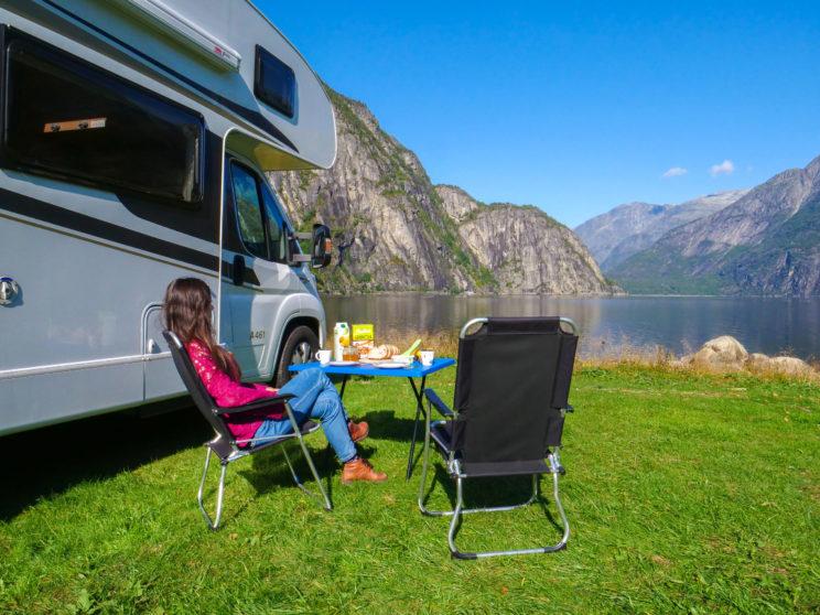 Gonaturetrip valley motorhome trip travel