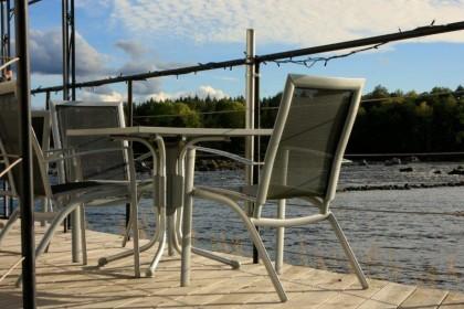Three rivers meet vacaciones en Suecia cultura escandinava Familia Amigos ríos de Suecia viajar