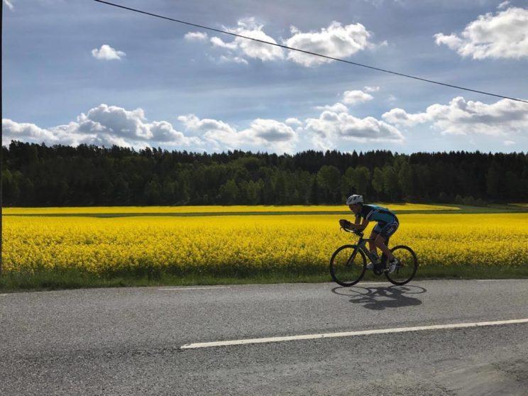 Fahrradwege active holiday biking cycling