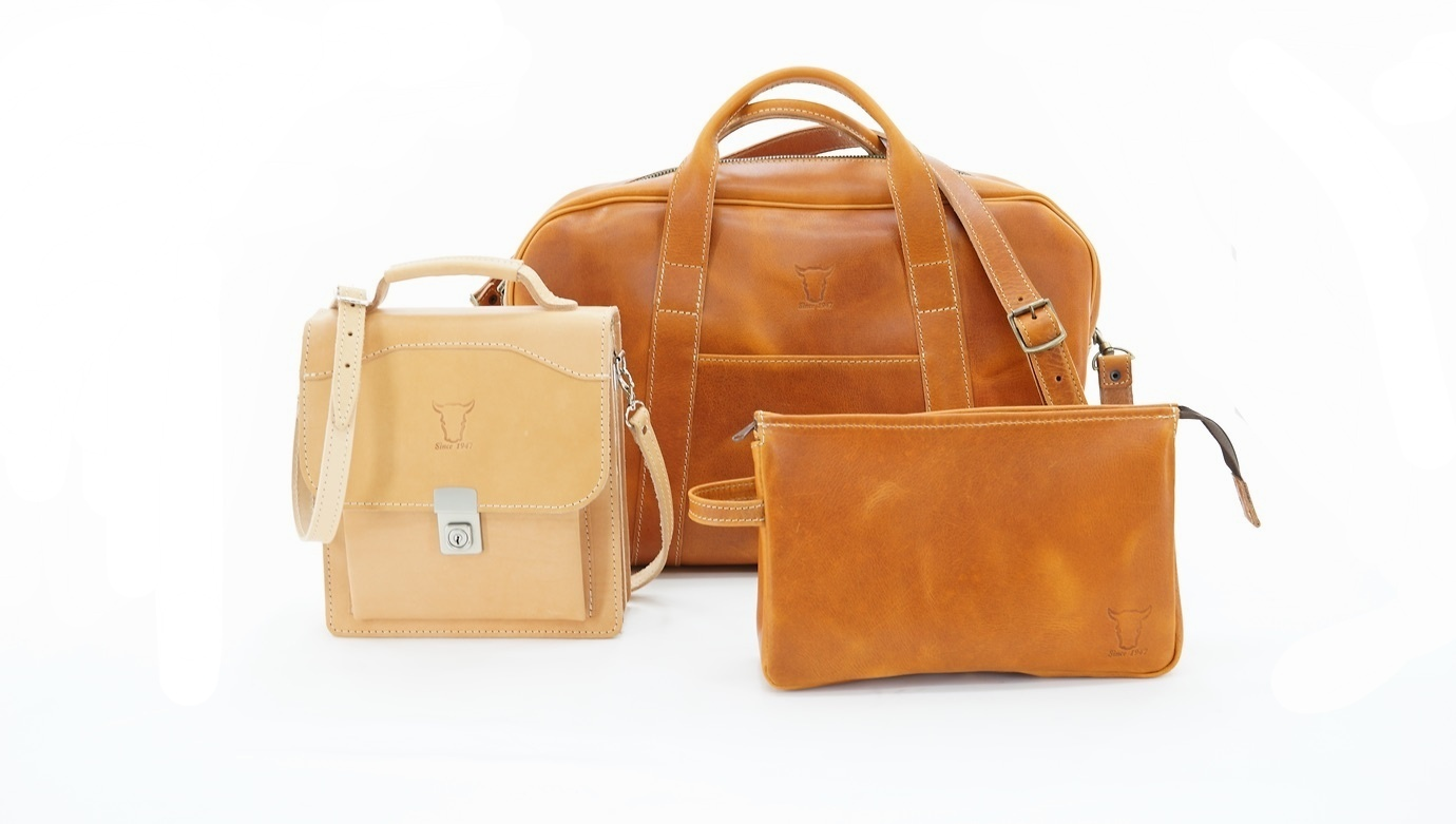 swedish handmade leather bags products