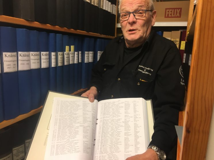 swedish genealogists experts find records relatives sweden