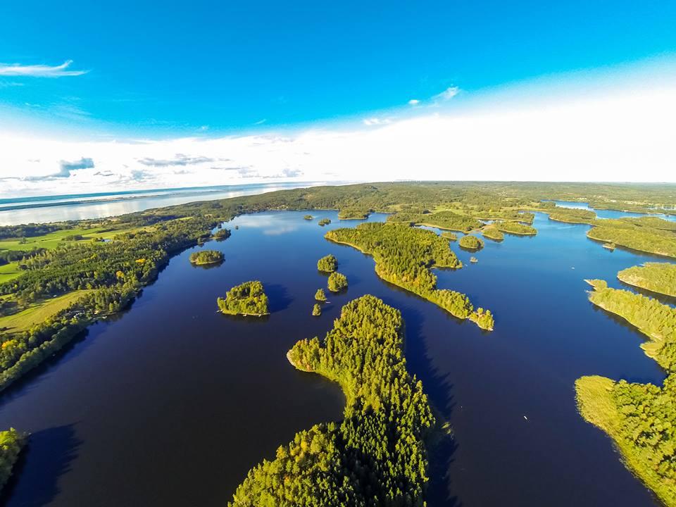 Countryside holiday close to Jönköping