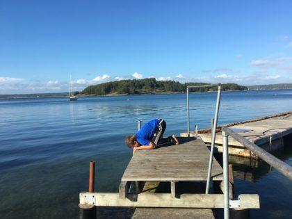 Take boat trip Gothenburg archipelago