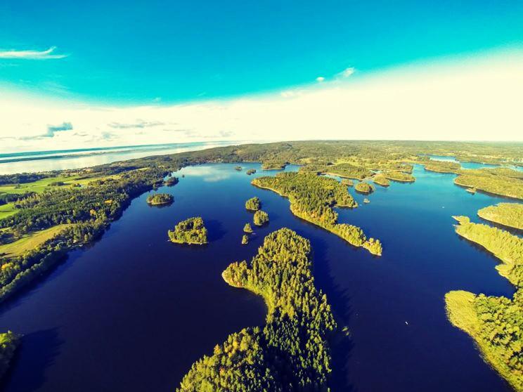 Vättern biosphere reserve sweden natural place