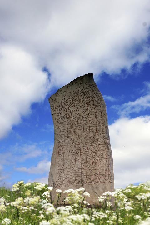rök rok runestone viking inscription