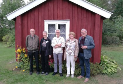 Genealogy tour swedish living relatives