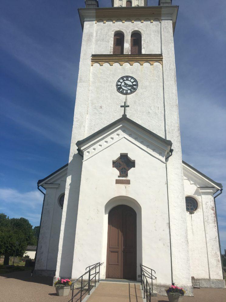 sweden parish church graveyard ancestors
