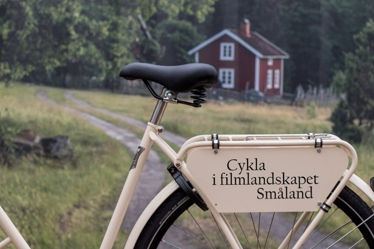 cycling bike sweden nature landscape trip holiday tour