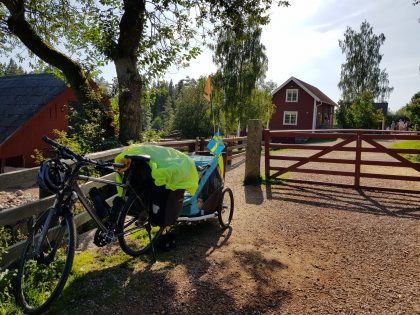 Cycling tour Sweden