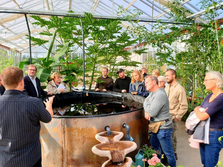 Sustainable Agriculture Study Tour Learn About Aquaponics Farming