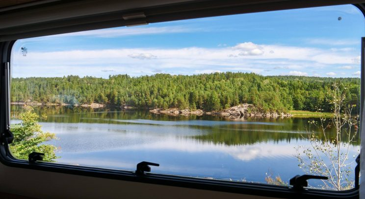 forests archipelagos Scandinavian lakes
