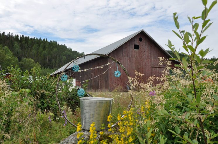 Sami farm history culture northern Sweden